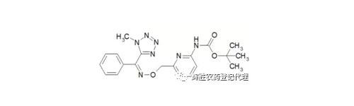 国内首登的新农药产品:四唑吡氨酯