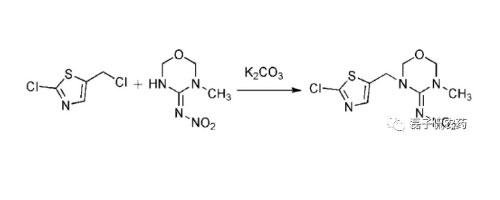 噻虫嗪的后专利之路