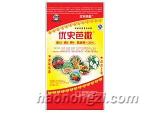 硫酸钾型复混肥