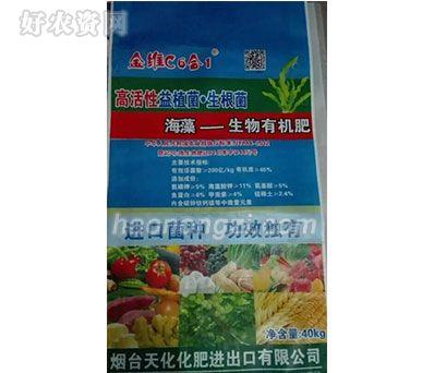 海藻-生物有机肥