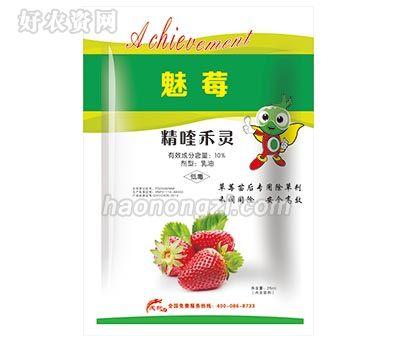 魅莓―草莓苗后专用除草剂