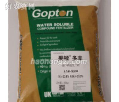 果顿-多丰高效晶体二铵(磷酸氢二铵)-青岛亚瑟夫