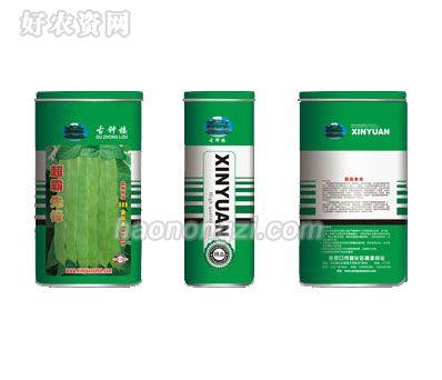 架豆种子-超霸先锋罐-鑫源种业