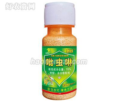 吡虫啉-刺蚜-亚戈农化