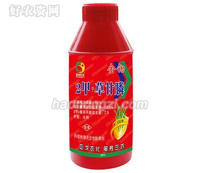 精喹禾灵-红薯田苗后专用除草剂
