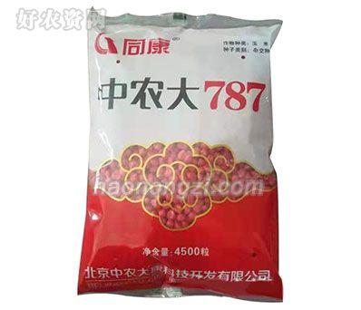中农大787-玉米种子-郑州喜得粮
