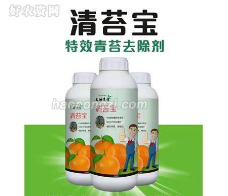 清苔宝 果树青苔专用去除剂