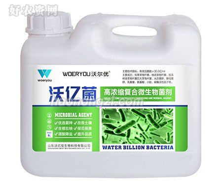 高浓缩复合微生物菌剂-沃亿菌-山东沃亿佳